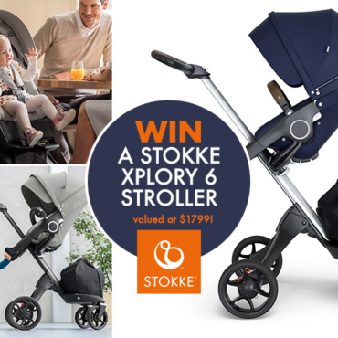 WIN: So Much to Explore with the All New Stokke Xplory 6 Stroller