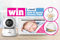 Vtech baby monitor review
