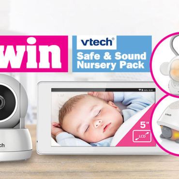 WIN: VTech Video Monitor with Remote Access PLUS Heaps MORE Sleep Goodies