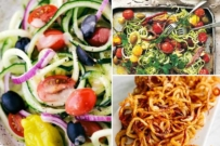 Spiraliser recipe and product collection FI