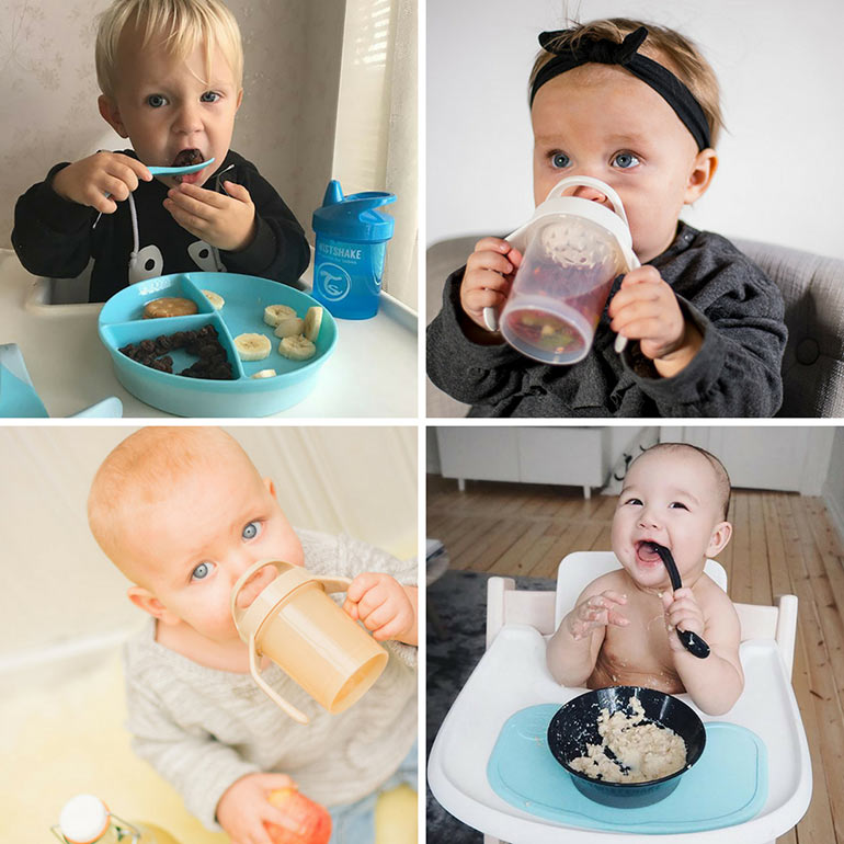 twistshake feeding products