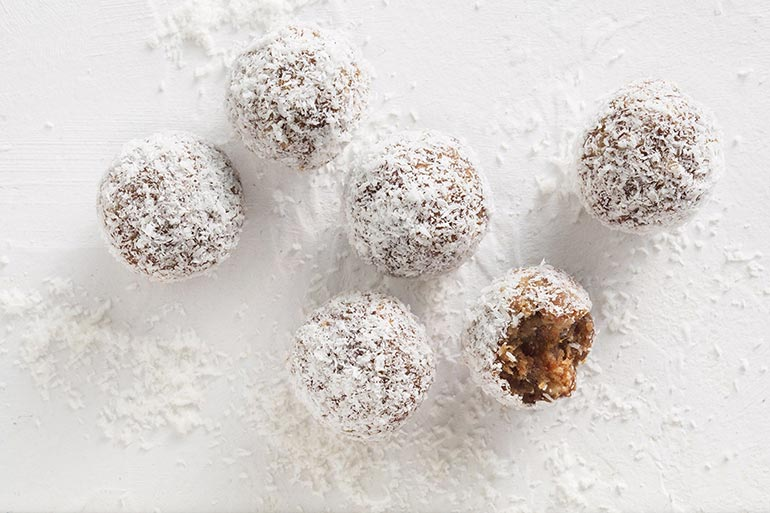 Weet-Bix breakfast bliss balls