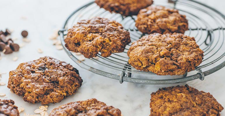 Weet-Bix cookies recipe