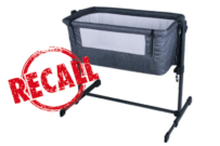 co-sleeper bassinet recall