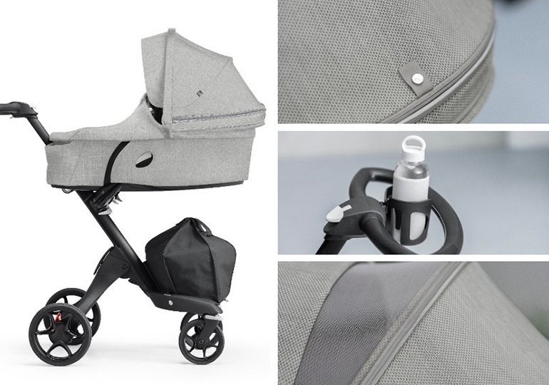 stokke xplory 6 stroller features