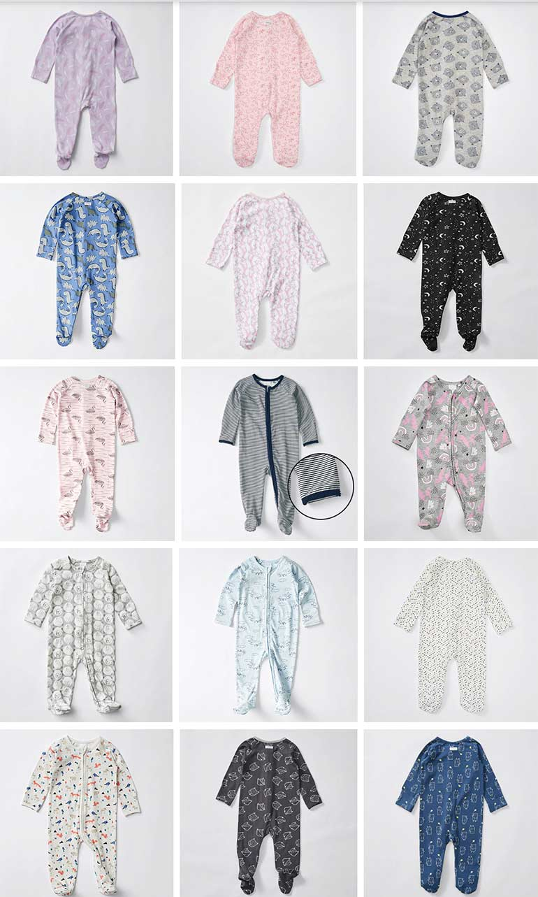 target baby jumpsuit recall