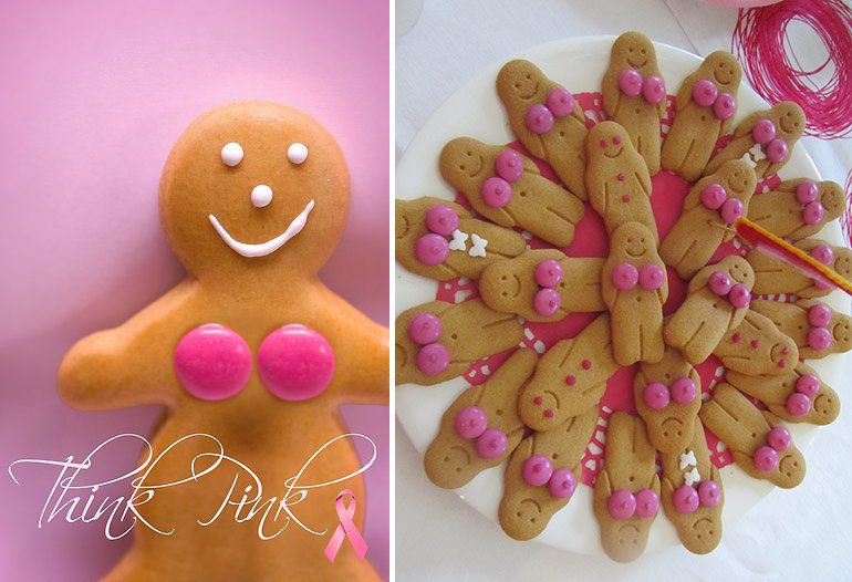 gingerbread women recipe