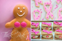 breast cancer awareness month pink recipes