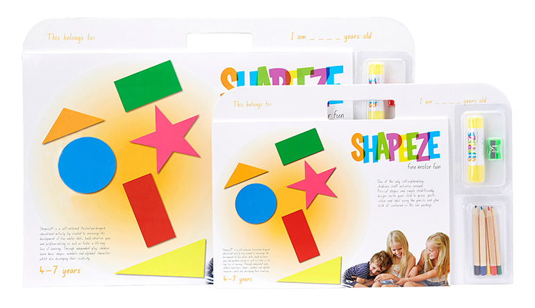 Shapeeze craft kits
