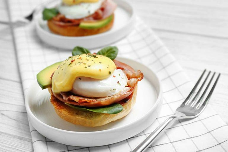 ideas to use eggs