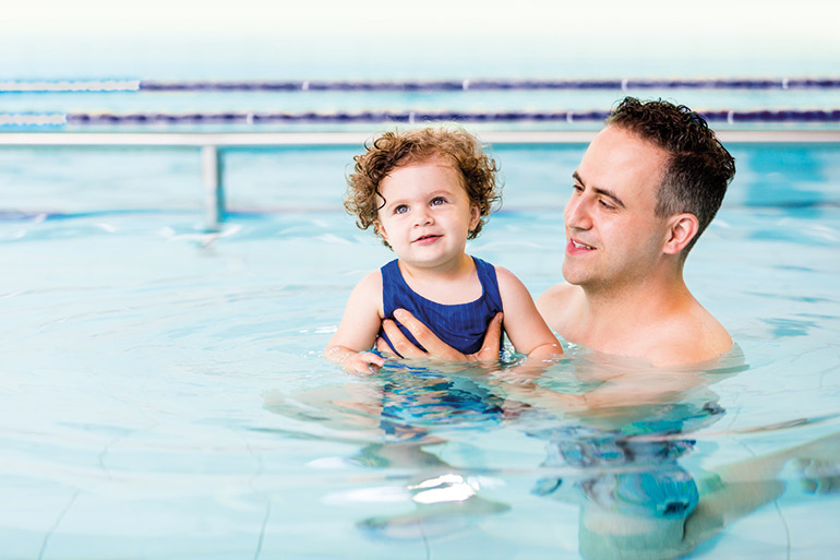 swimming lessons for toddlers Kingswim