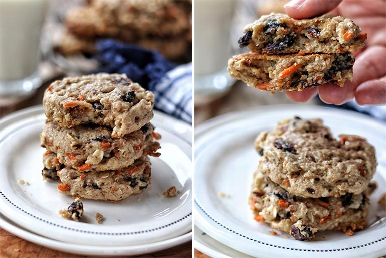 lactation carrot cake cookie recipe, Lactation Recipes