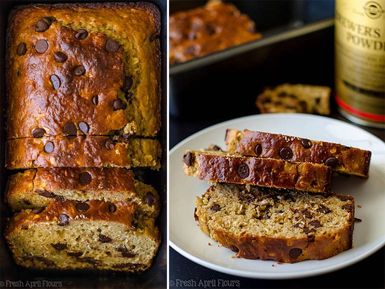 lactation chocolate chip bread recipe, Lactation Recipes