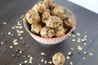lactation energy ball recipe