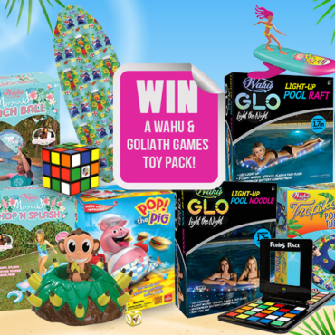 WIN: Get Sorted for Summer with a Wahu & Goliath Games Pack Worth $500+