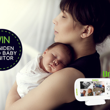 WIN: Peace of Mind with the Best of the Best in Baby Monitors from UNIDEN