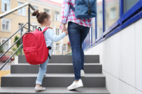 questions about starting school on school orientation day