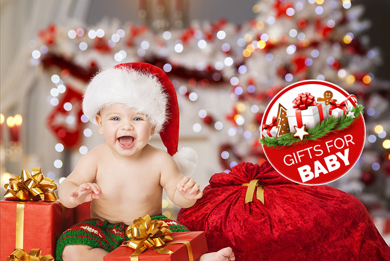 Christmas gifts for baby