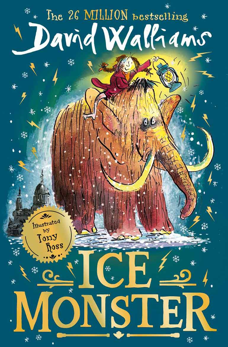ice monster best books for kids