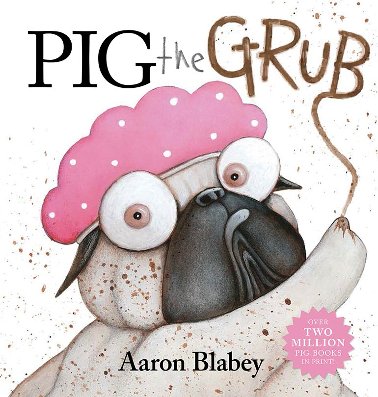 Pig the grub best books for Christmas kids
