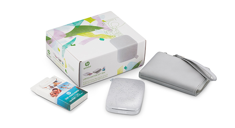 portable photo printer HP Sprocket