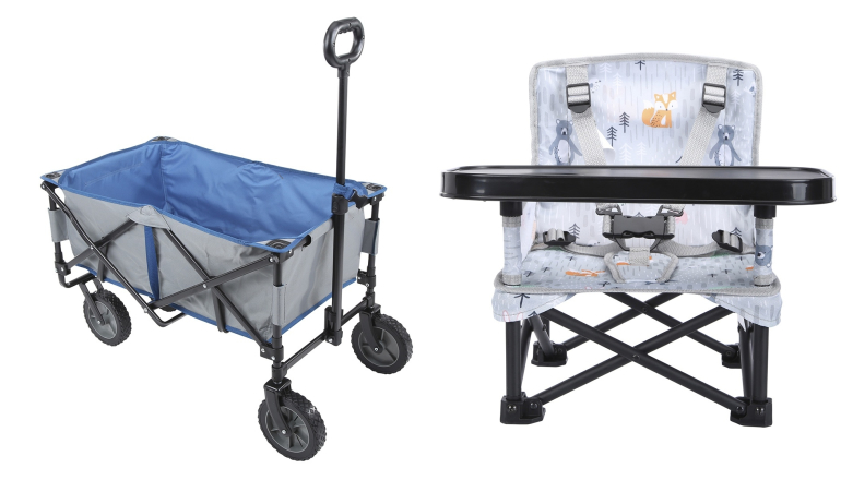 Have A Baby Then You Need To See This Kmart Beach Trolley
