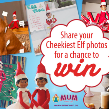 Get Creative with Elf on the Shelf and WIN a DeLonghi Nespresso Coffee Machine