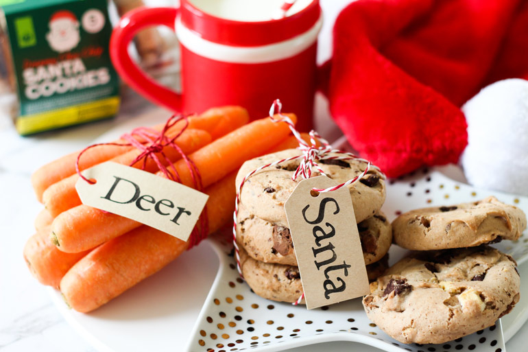 Santa-and-deer-snacks