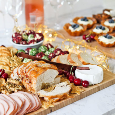 Gorgeous Festive Grazing Platters to Feed the Gang for Under $100