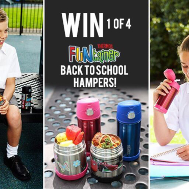 Why Thermos FUNtainer is This Year's Lunch Box Staple + WIN Your Own