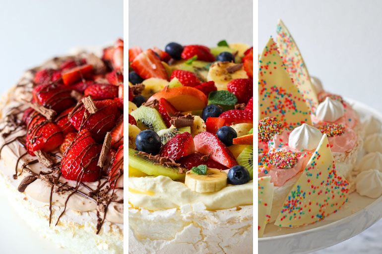 woolworths-pavlova-recipes