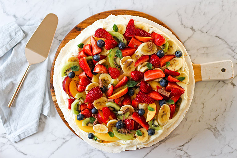 woolworths-traditional-fruit-pavlova