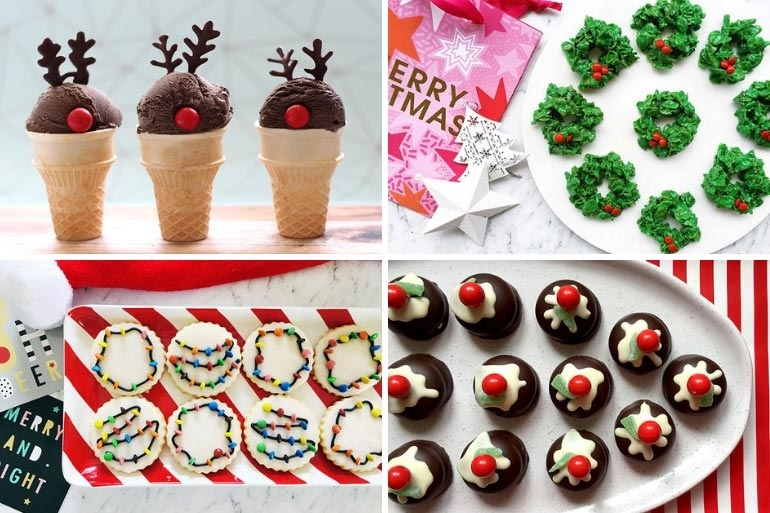 Christmas Recipes For Kids.Fun Christmas Recipes For Kids To Make Mum Central