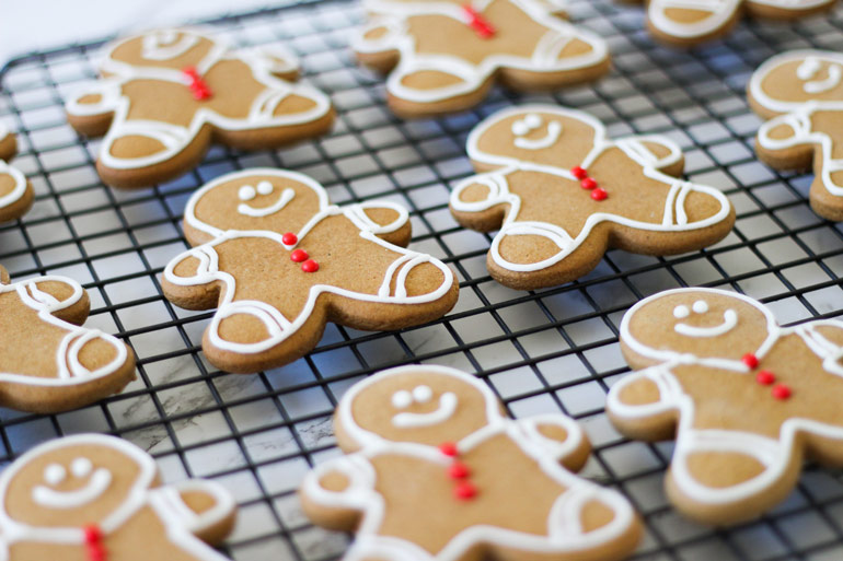 Recipe Easy Thermomix Gingerbread Men Mum Central