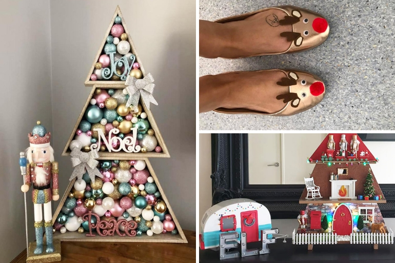 13 Easy Peasy Christmas Kmart Hacks To Try This Year Mum Central