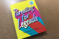 parenting for legends book