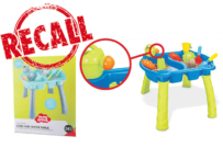 target sand table recall