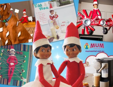 elf on the shelf competition