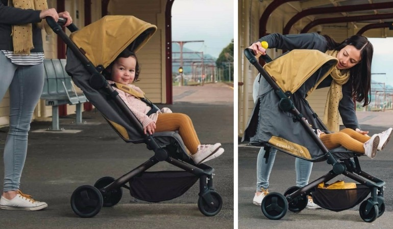 Edwards & Co OTTO Stroller Review
