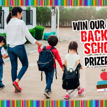 Checklist: Back to School Supplies Every Kid Needs + WIN THEM ALL