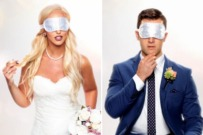 Married at First Sight blindfolds
