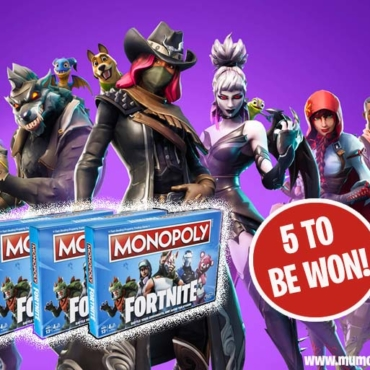WIN: Head to Tilted Towers and Battle Your Opponents with Fortnite Monopoly
