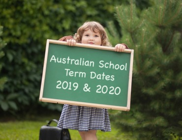 Australian school term dates 2019 2020