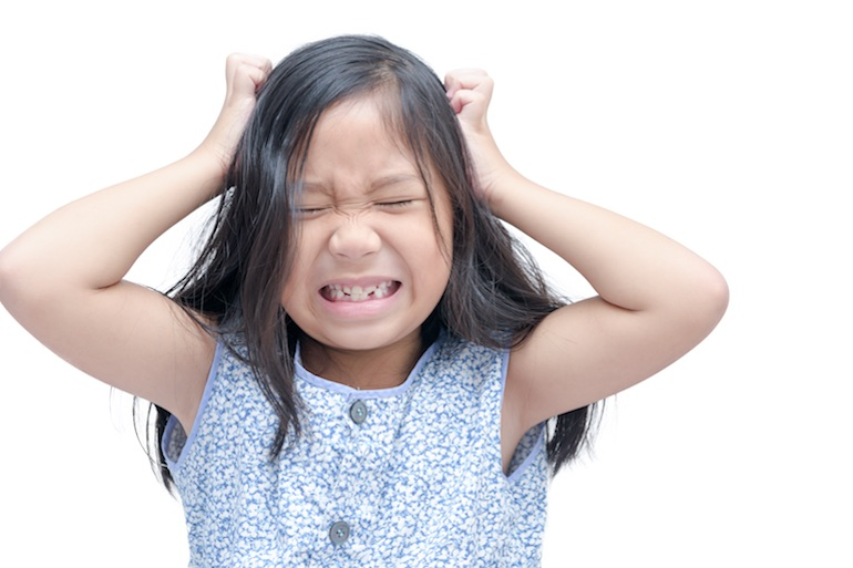 Nits, head lice, no comb solution LICENER