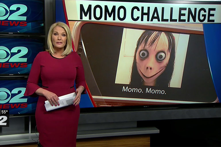 PARENTAL ALERT - The Momo Challenge – What You Need to Know and How to Protect Your Kids  Momo-challenge-fi-770x513