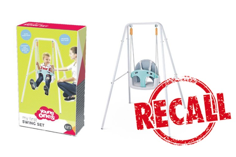 Target Youg Ones My First Swing recall