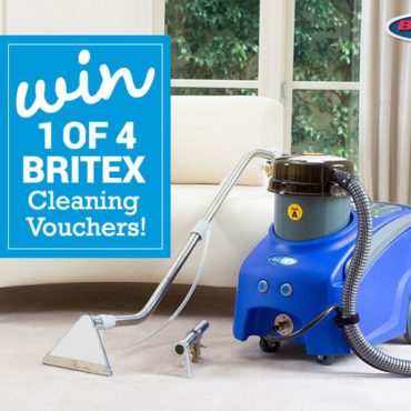 REVIEW: Easy DIY Carpet Cleaning with Britex Carpet Cleaner