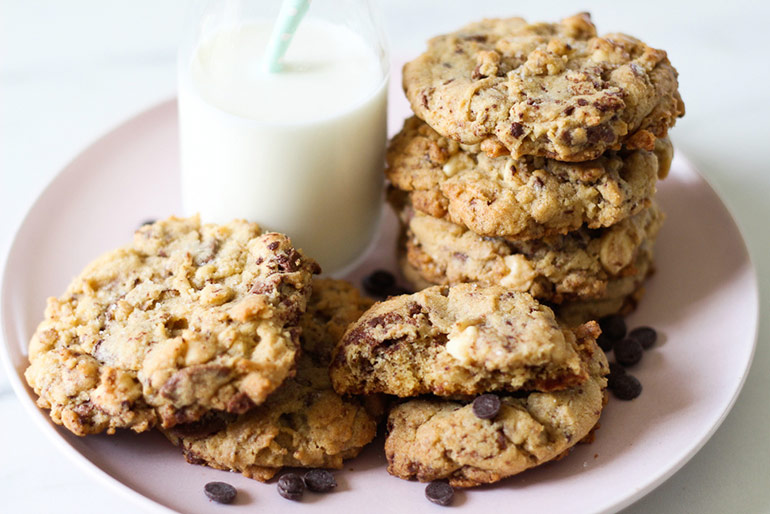 best chocolate chip biscuit recipe, biscuit recipe