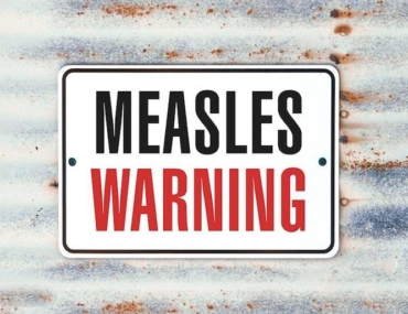 Measles Warning