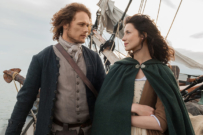 Outlander, Scottish baby names